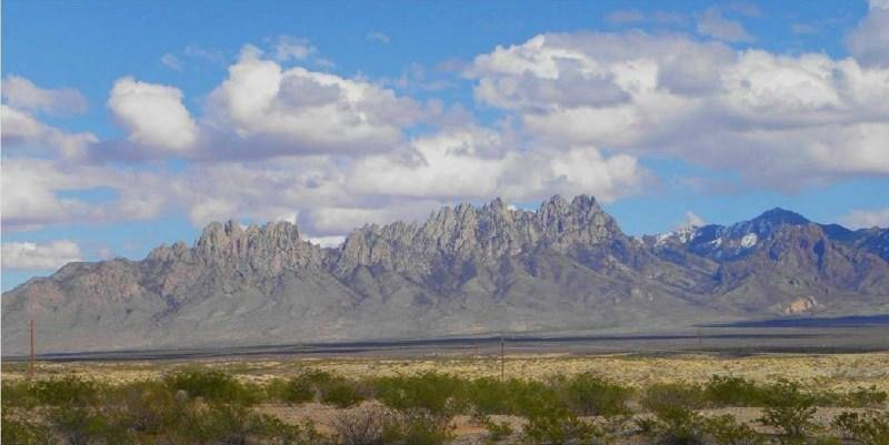 Las Cruces Organ Mountains